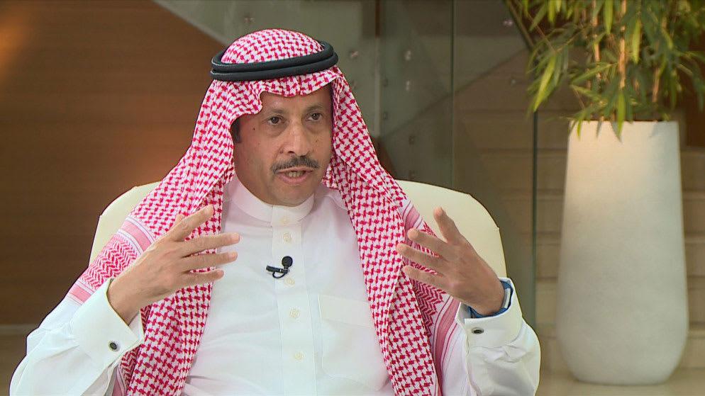السفير السعودي في الأردن، نايف بن بندر السديري