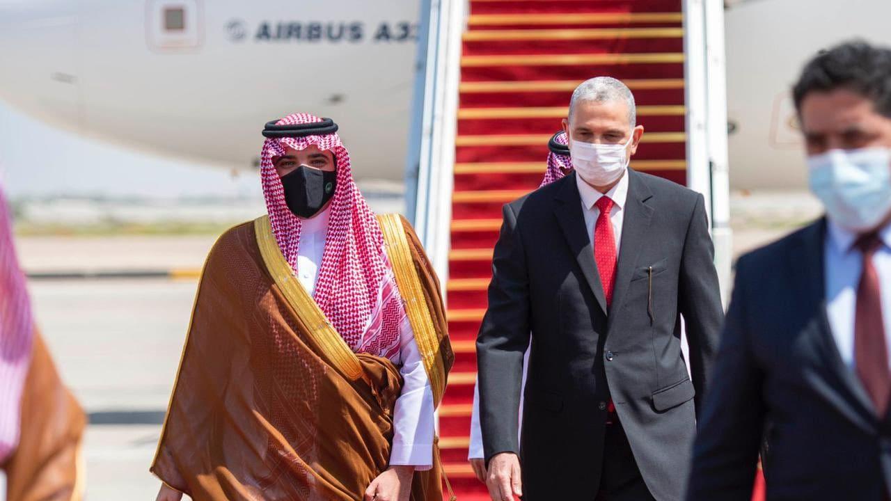 وزير الداخلية السعودي، الأمير عبدالعزيز بن سعود بن نايف