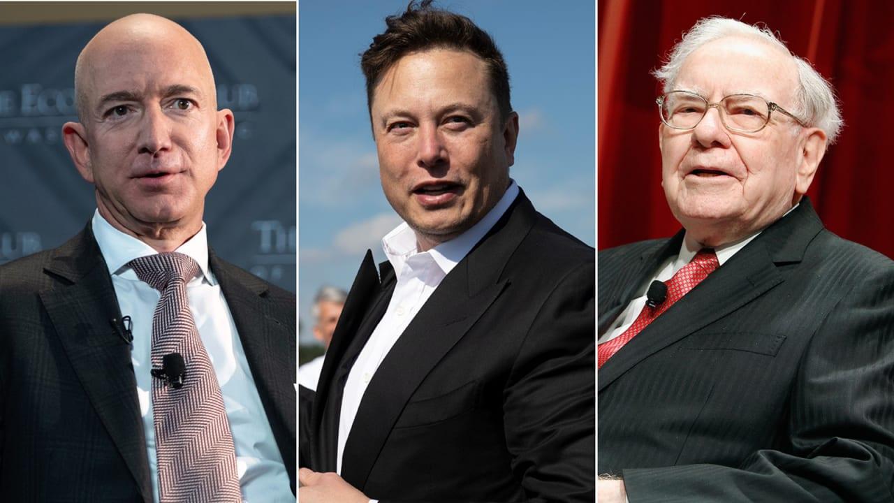 """تقرير يكشف ما يدفعه أثرياء العالم من ضرائب.. وإدارة بايدن تحقق في تسريب المعلومات """"غير القانوني"""""""