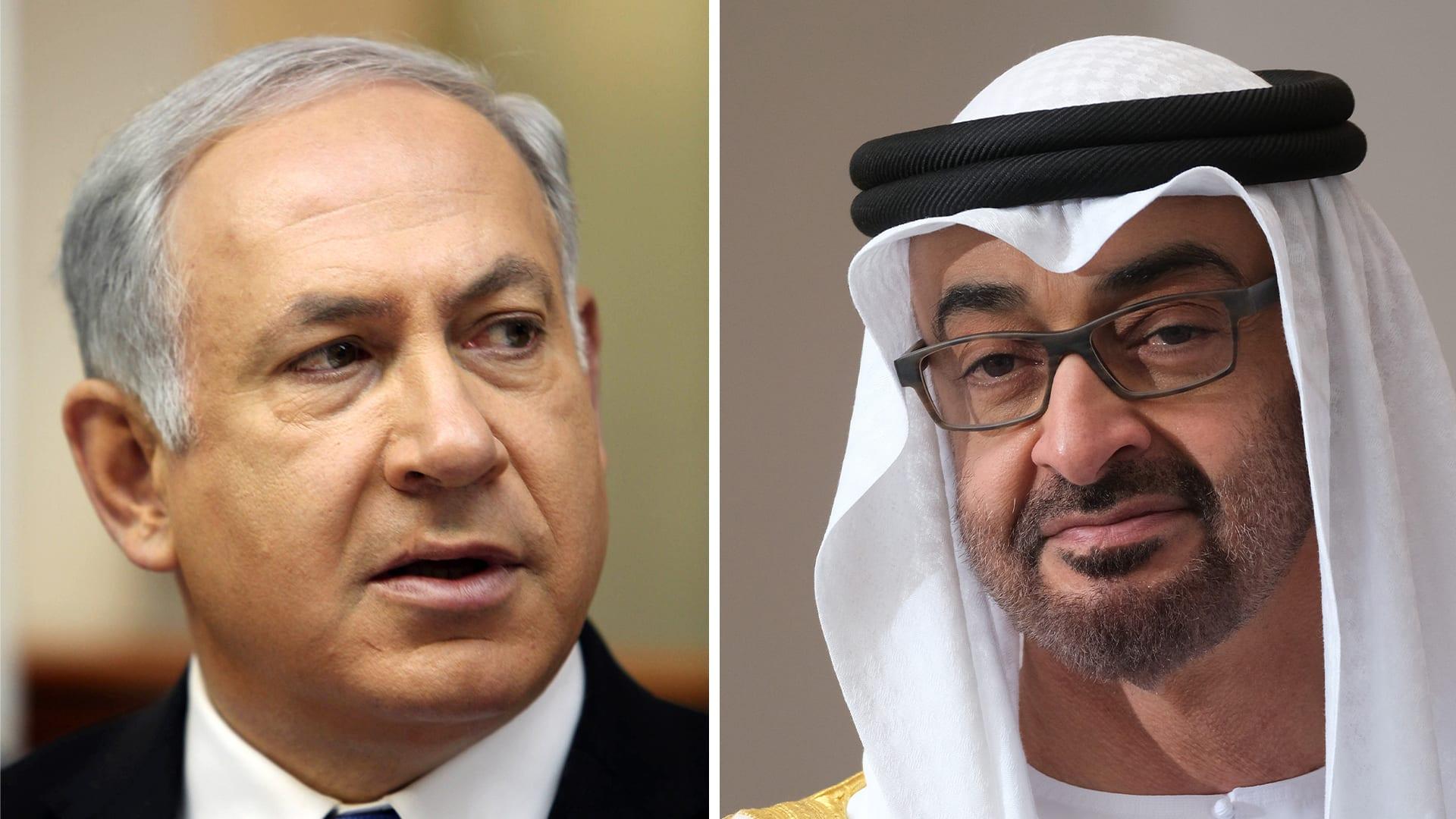 نتنياهو: محمد بن زايد زعيم عظيم.. والإمارات ستستثمر 10 مليارات دولار في إسرائيل