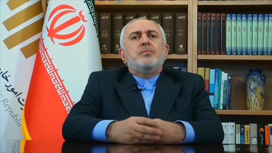 """ظريف يوضح لـCNN أساس التفاوض على """"النووي الإيراني"""""""