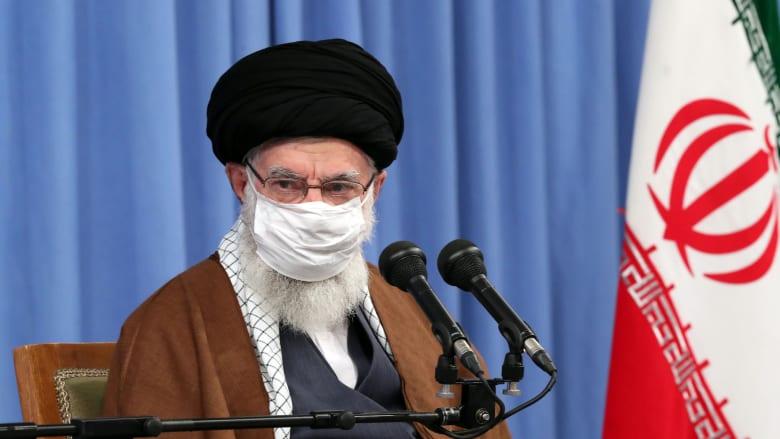 تويتر يحجب تغريدة خامنئي عن منع استيراد إيران لقاحات أمريكية وبريطانية