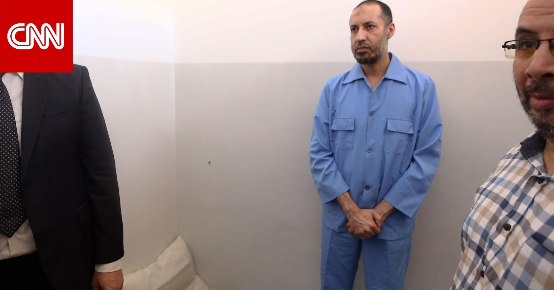 ليبيا.. الإفراج عن الساعدي القذافي وقريبه يتحدث عن توجهه إلى تركيا
