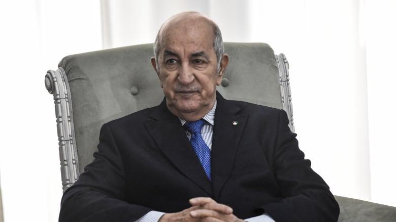 الرئيس الجزائري يحل البرلمان لتنظيم انتخابات مبكرة.. ويجري تعديلا حكوميًا في 48 ساعة