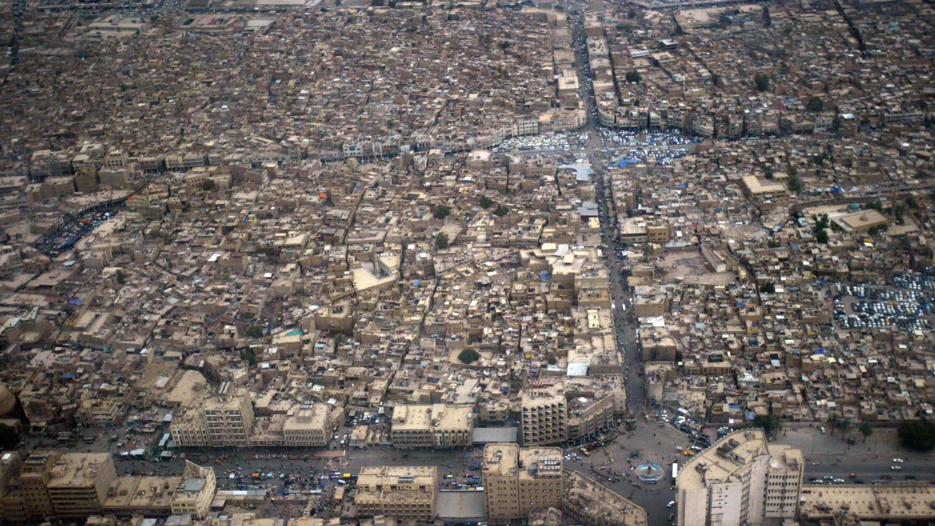 العراق: إطلاق صاروخي كاتيوشا في محيط مطار بغداد الدولي
