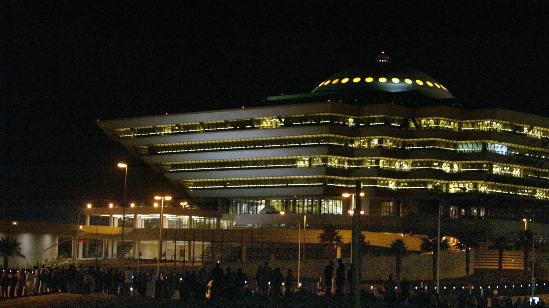 صورة أرشيفية لمبنى وزارة الداخلية السعودي