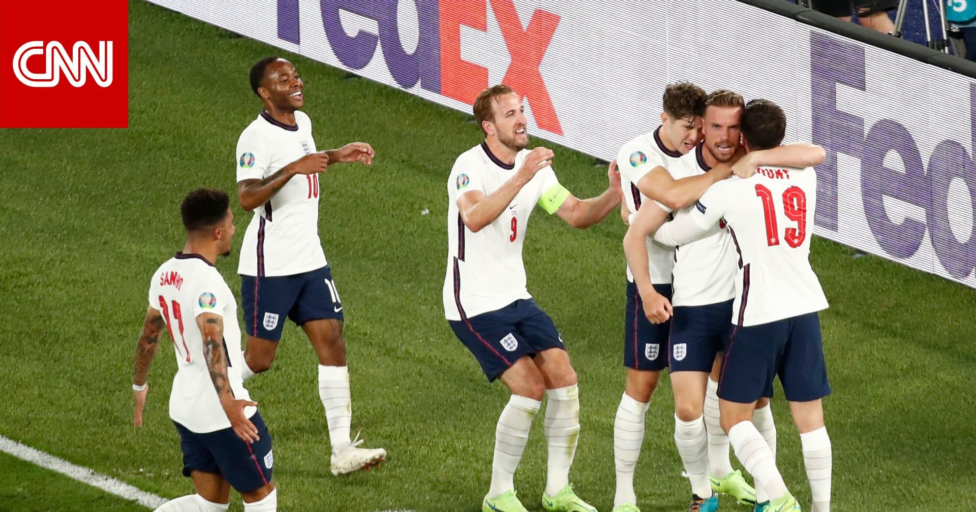 مع فوز إنجلترا على أوكرانيا.. اكتمال المربع الذهبي لكأس أمم أوروبا يورو 2020