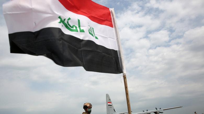 العراق ينفي تقديم معلومات استخباراتية للولايات المتحدة بشأن الضربات الجوية في سوريا
