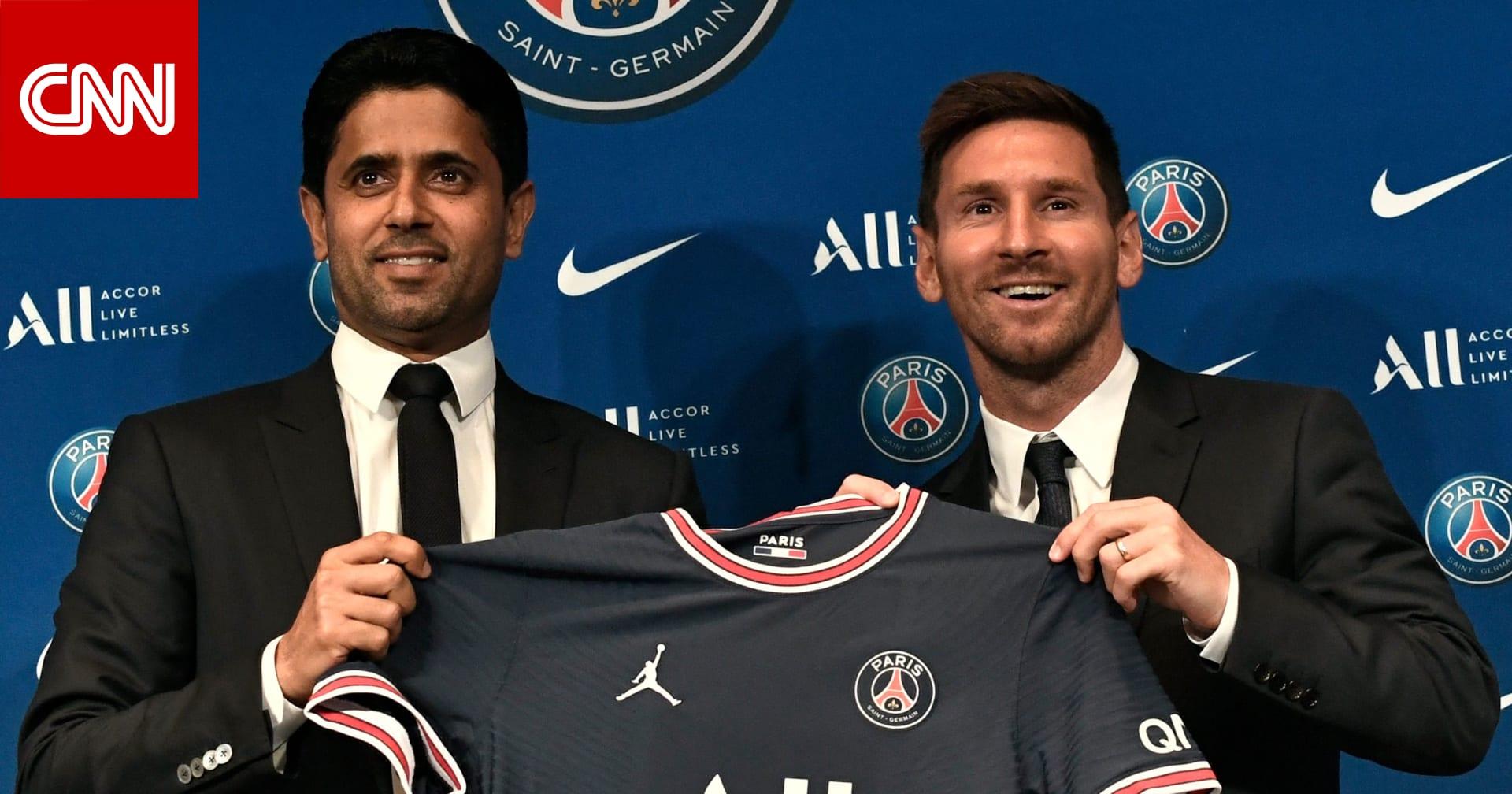 ميسي: وجود مدرب أرجنتيني في باريس شجعني على اتخاذ القرار.. وأعرف نيمار جيدا