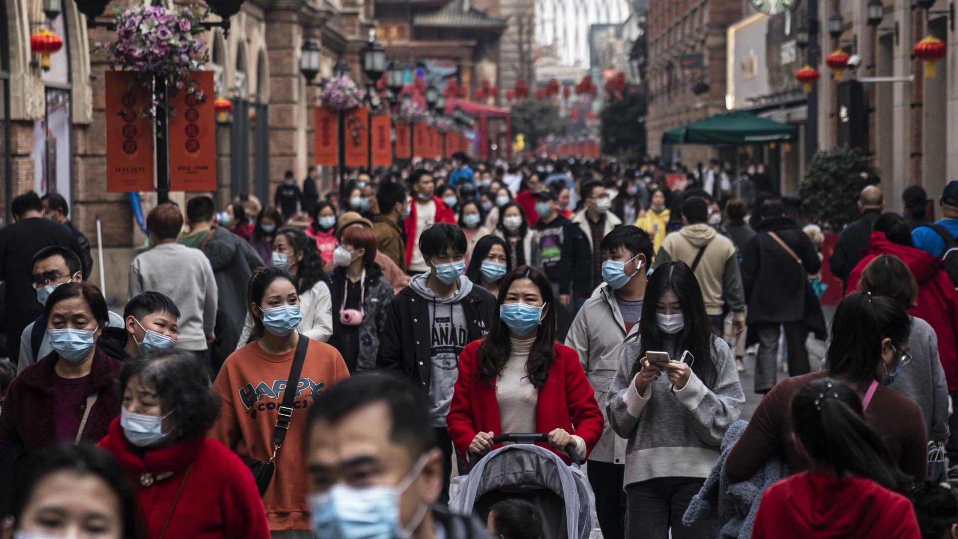 حصري لـ CNN.. بعثة الصحة العالمية بالصين تجد أدلة تفشي كورونا الواسع في ديسمبر 2019