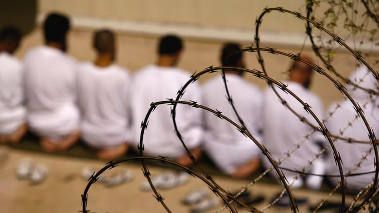"""""""40 مسلما قيد الاحتجاز إلى أجل غير مسمى"""".. العفو الدولية توجه رسالة لبايدن بشان غوانتنامو"""