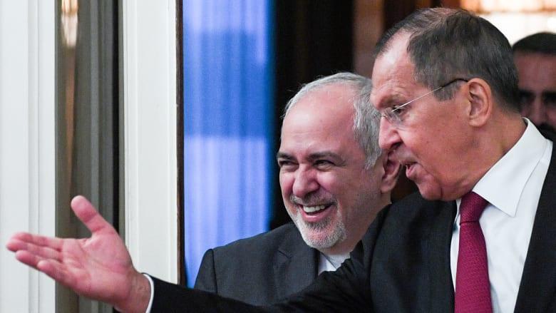 شملت سوريا والخليج واليمن.. رسائل من جواد ظريف بعد لقائه لافروف في موسكو