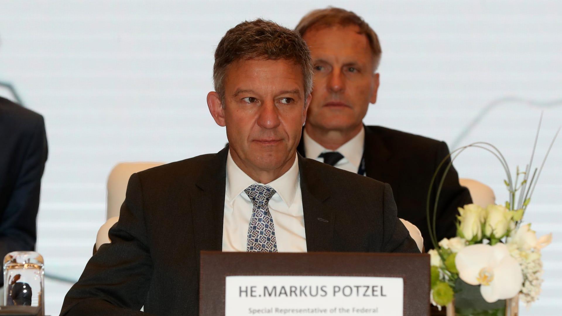السفير الألماني في أفغانستان ماركوس بوتزيل
