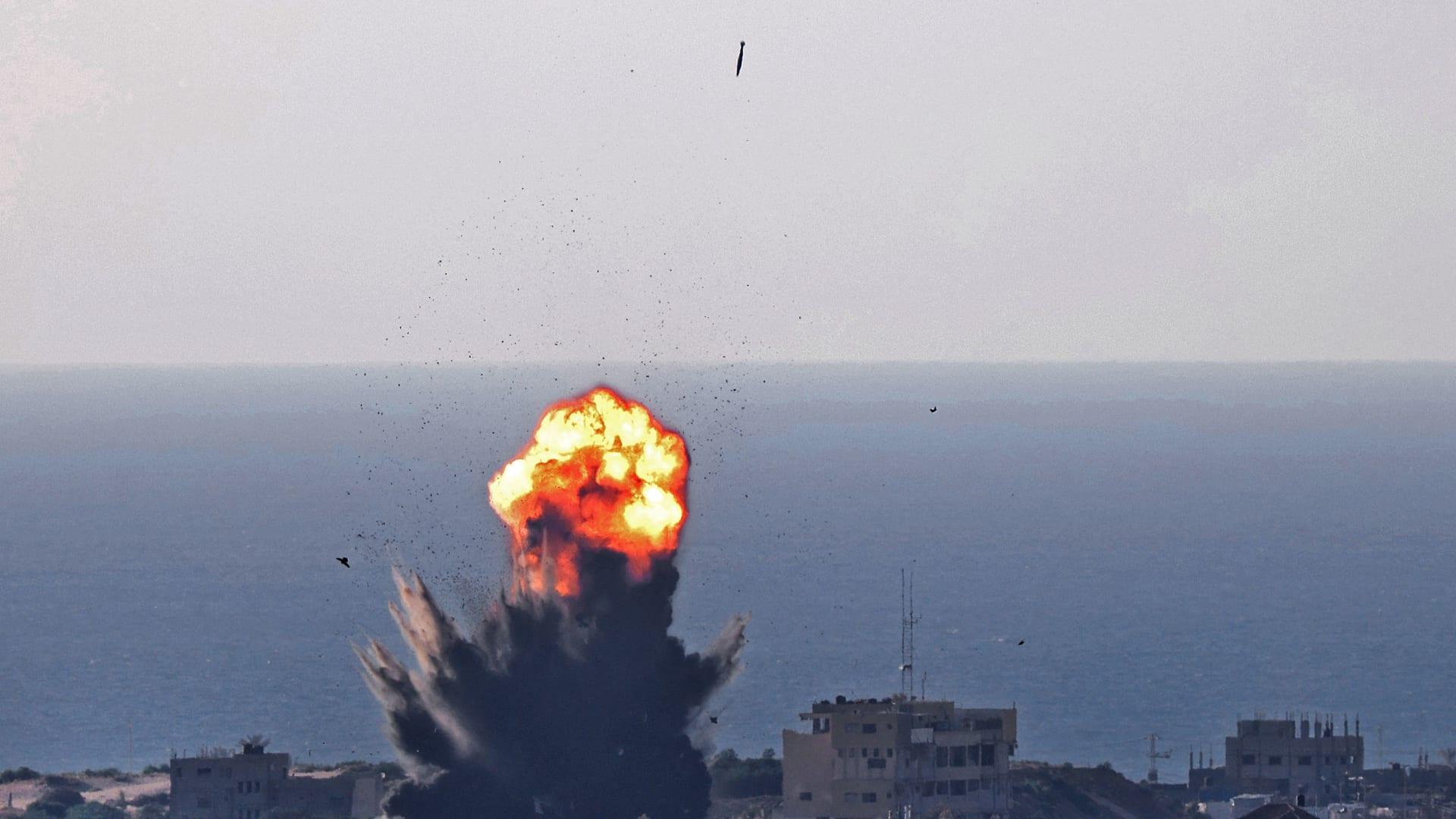 وزير خارجية مصر لـCNN: نعمل بجد لتحقيق وقف إطلاق النار بإسرائيل وغزة