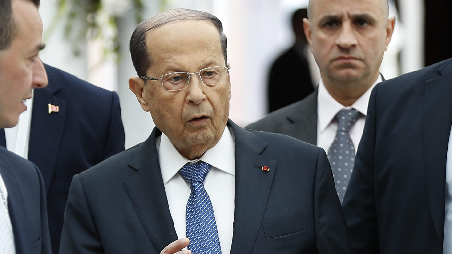 الرئيس اللبناني، ميشال عون
