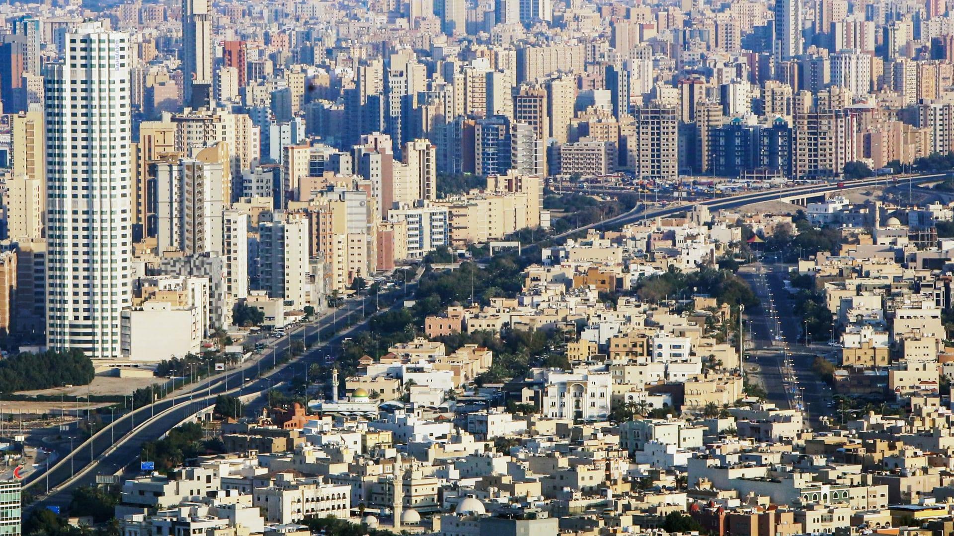 صورة أرشيفية عامة من الكويت العاصمة