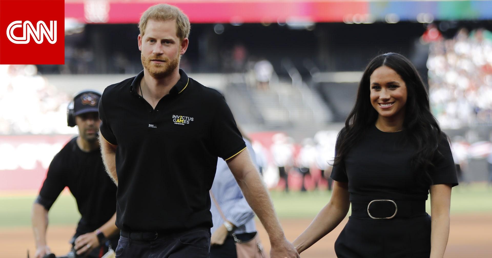 الأمير هاري وميغان ماركل لن يعودها للعائلة البريطانية.. ويفقدان ألقابهما الرسمية