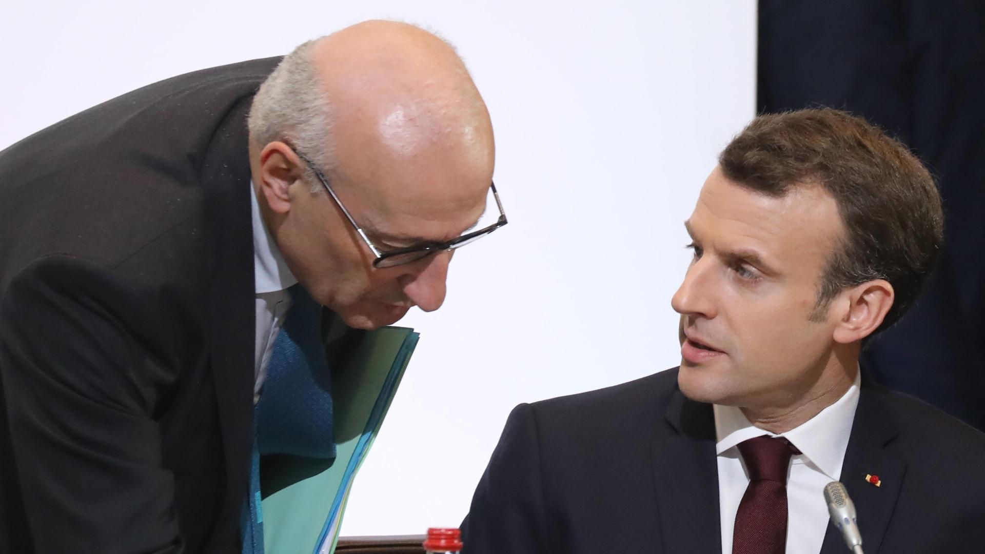 سفير فرنسا لدى أمريكا يوضح معنى استدعائه ويؤكد: نناقش الخطوات التالية