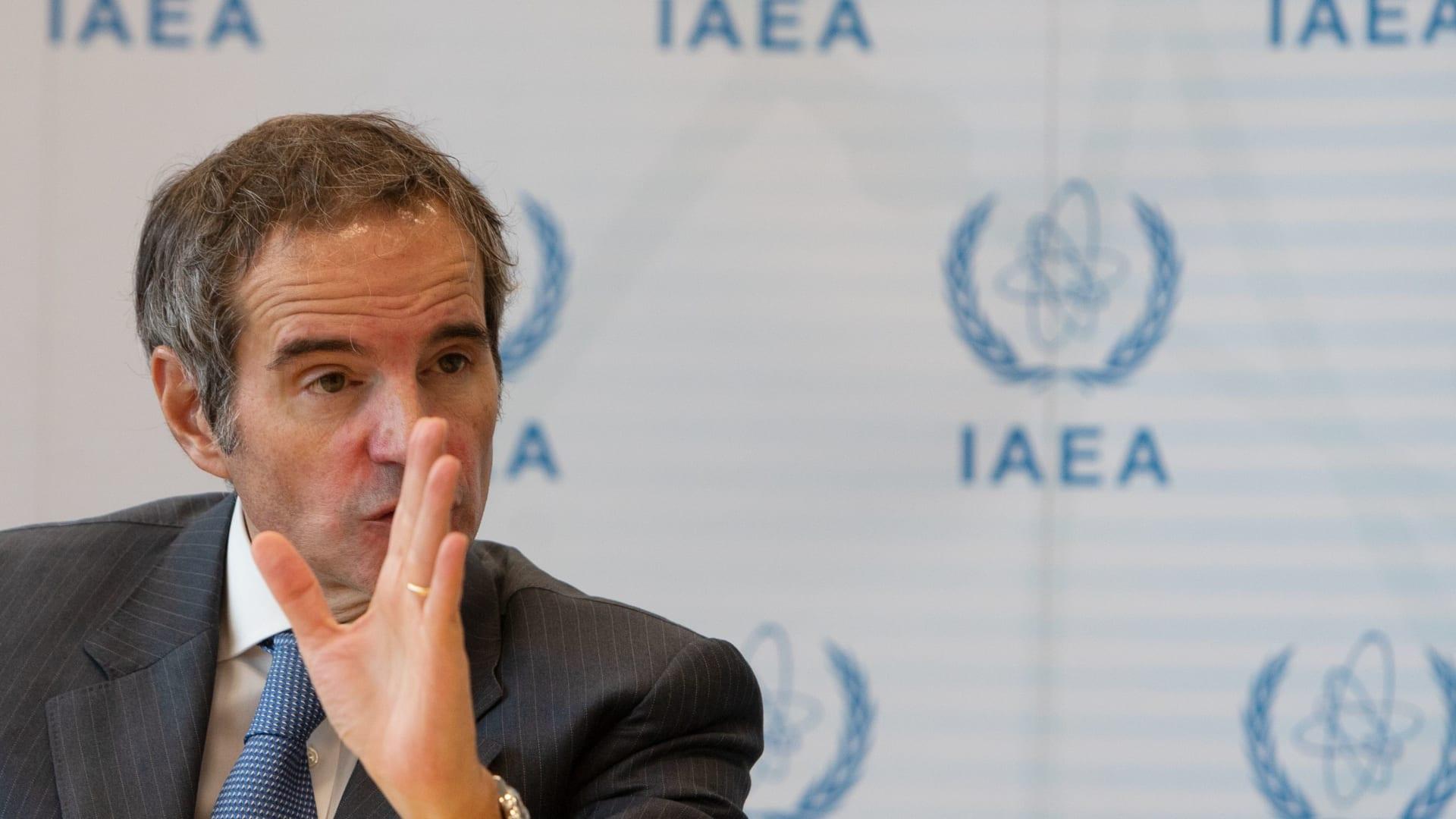 تقرير لوكالة الطاقة الذرية: إيران أنتجت كمية من معدن اليورانيوم