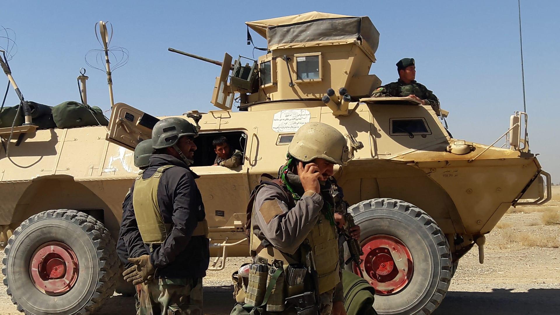 مع اقتراب انسحاب القوات الأمريكية من أفغانستان.. هل ستعود طالبان للسلطة؟