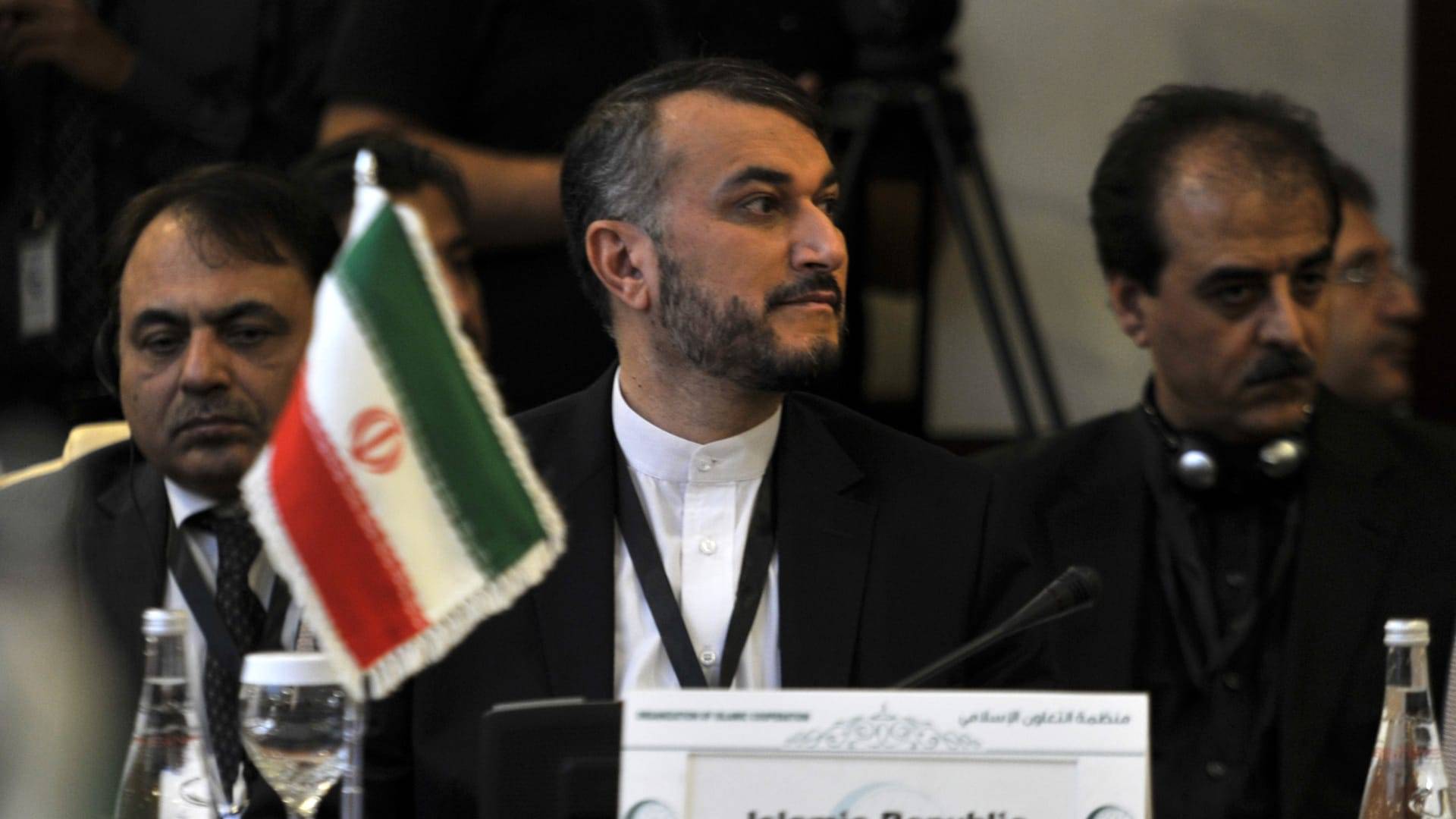 """وزير الخارجية الإيراني: إيران مستعدة للعودة إلى المفاوضات النووية """"قريبًا جدًا"""""""