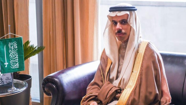 السعودية.. وزير الخارجية يلتقي السفير القطري لدى الرياض