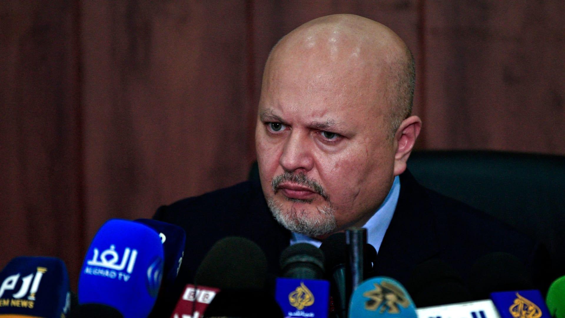 ماذا قال المدعي العام للجنائية الدولية عن موعد محاكمة عمر البشير؟