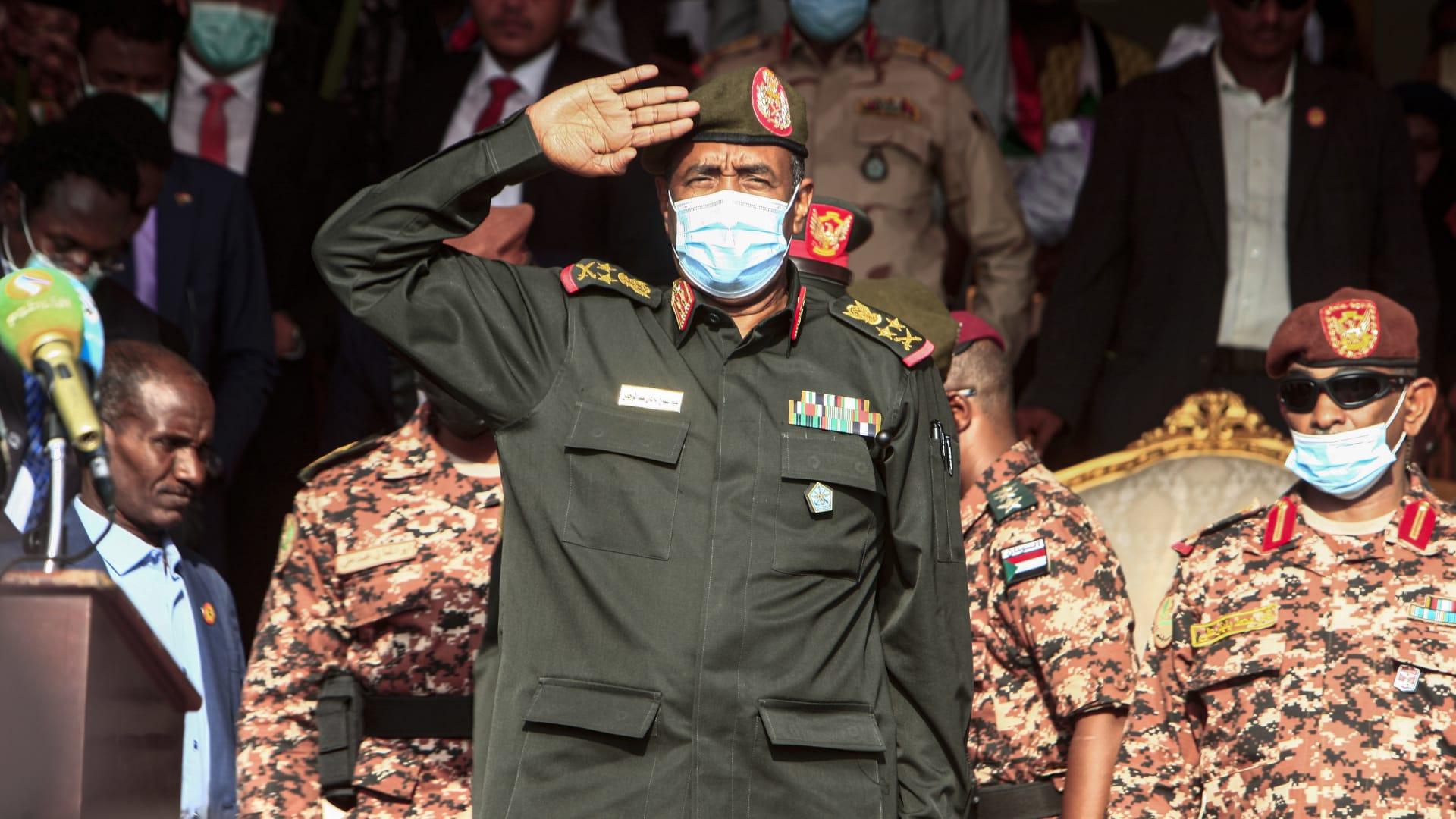 السودان.. الجيش والحكومة يعلنان إحباط محاولة انقلاب والقبض على المنفذين