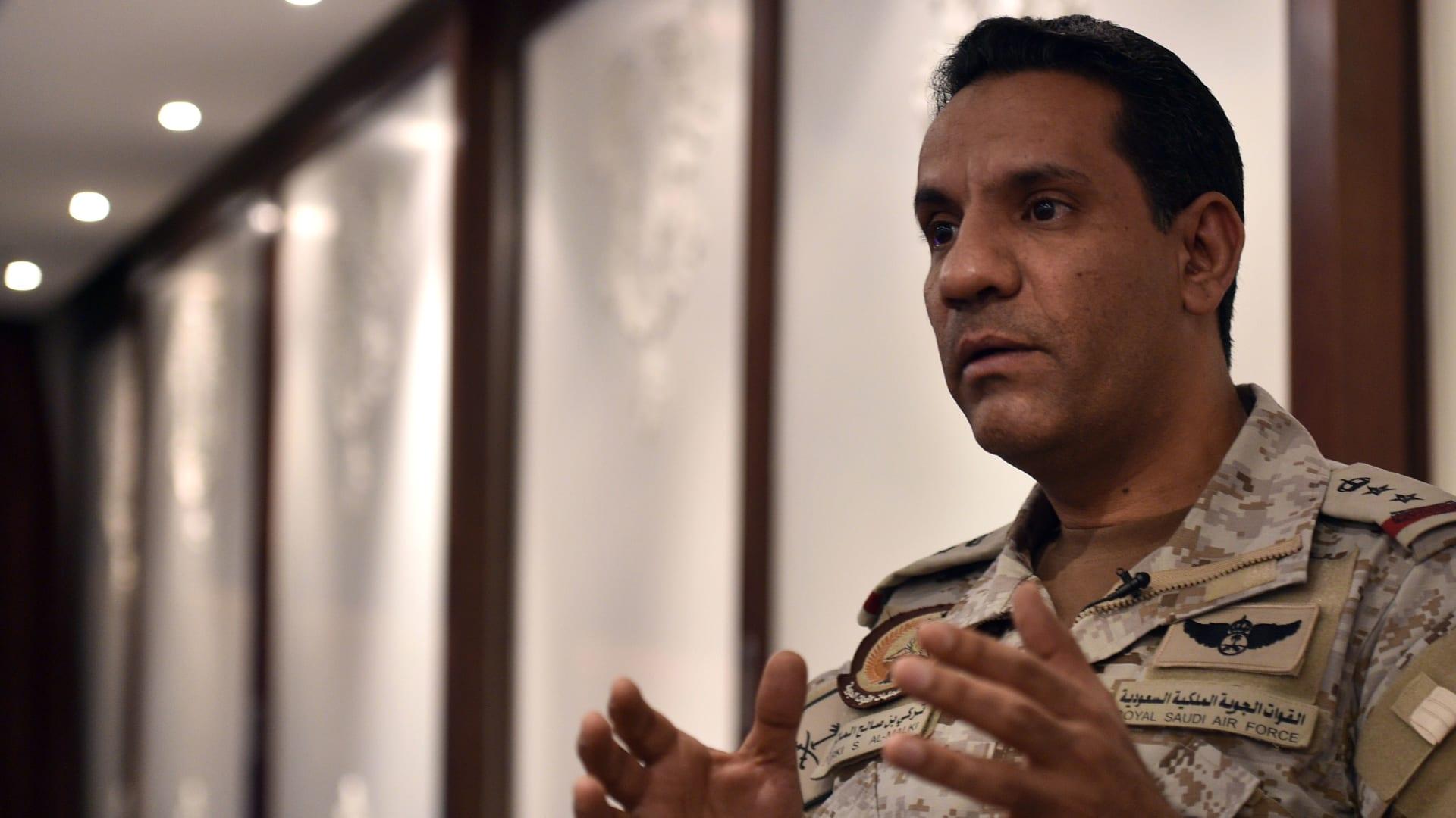 التحالف السعودي في اليمن: إحباط هجوم وشيك على المملكة ومقتل المنفذين