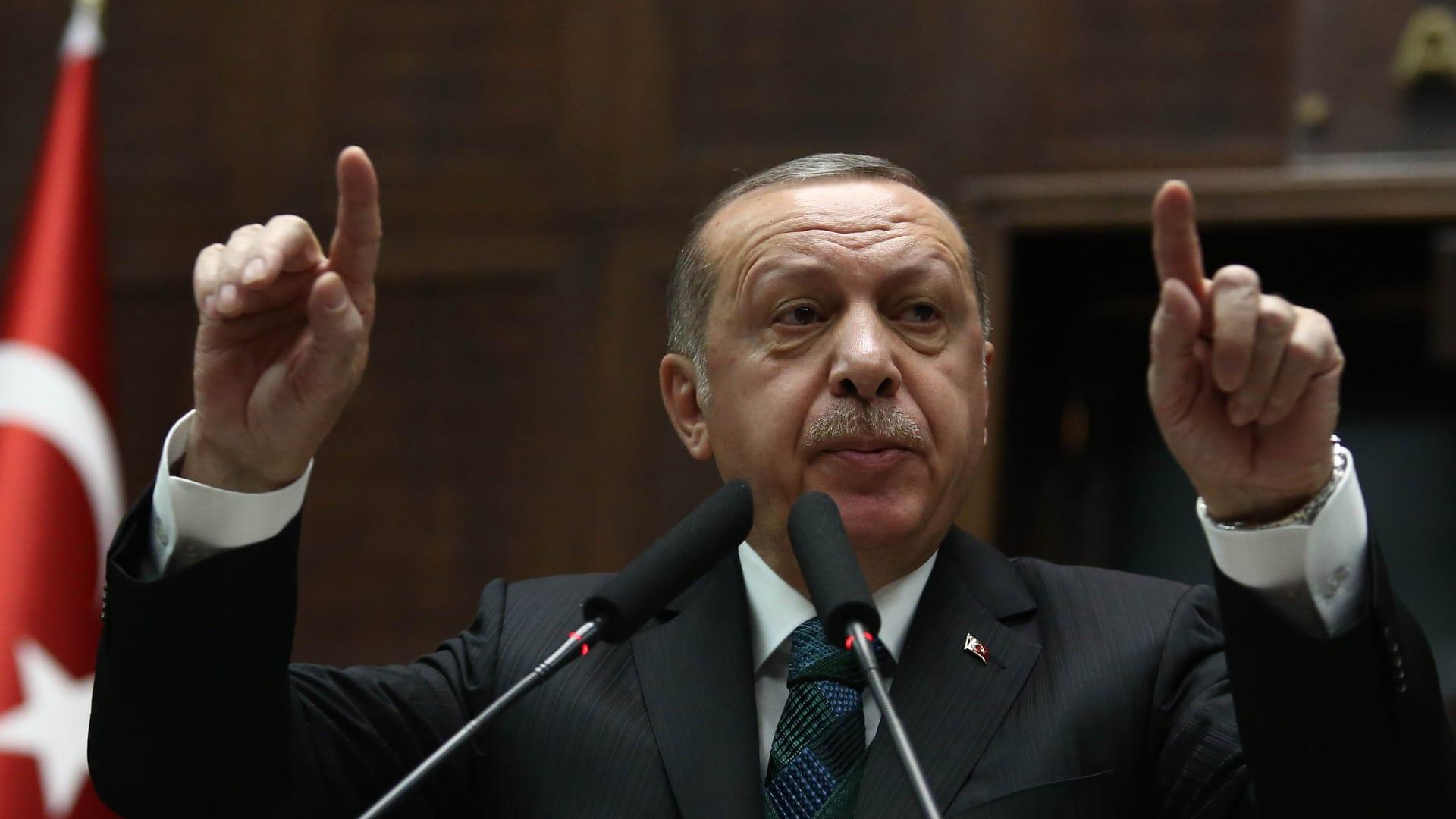 """أردوغان يتحدث عن تطبيع العلاقات مع مصر واستعادة """"الوحدة ذات الجذور التاريخية"""""""