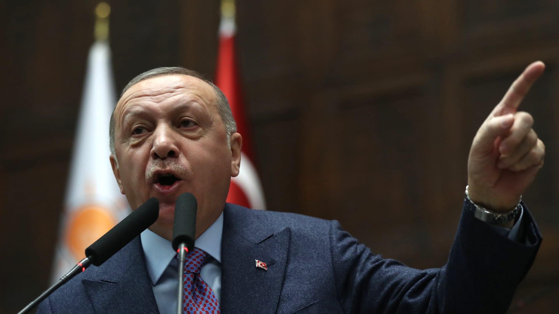 """بعد اعتراضات أمريكية على """"الاس 400"""".. أردوغان: لا أحد يمكنه التدخل في ما تشتريه تركيا"""