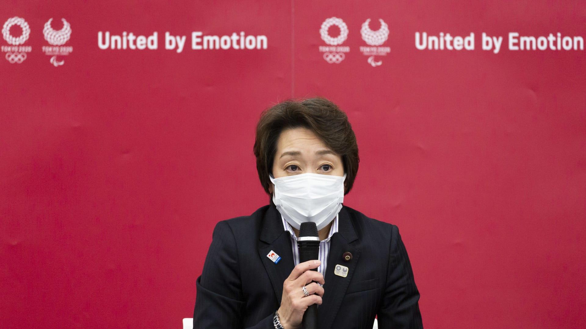 """رئيسة أولمبياد طوكيو 2020 تأسف """"بشدة"""" لمزاعم التحرش بمتزلج ياباني"""
