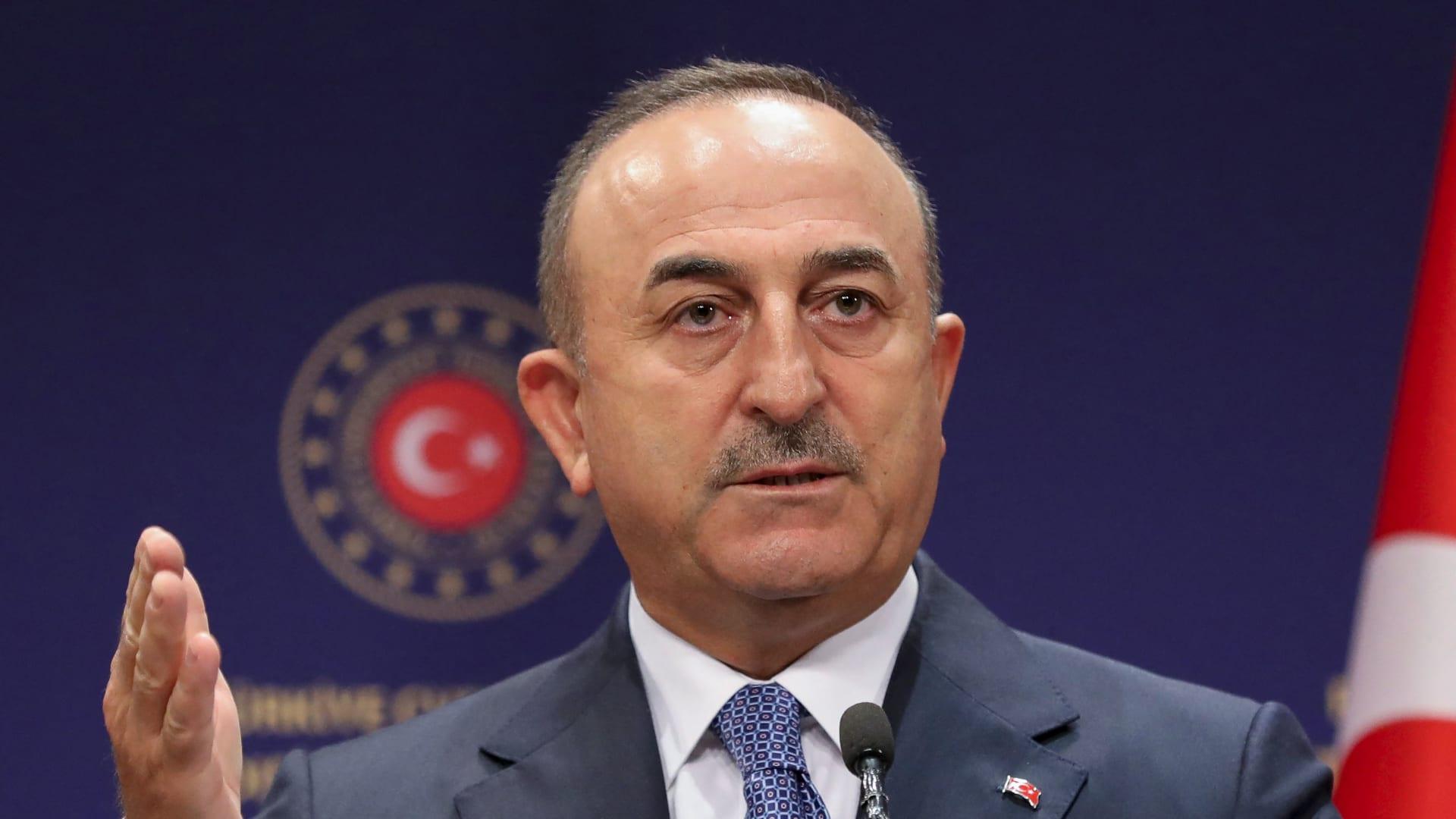 وزير خارجية تركيا، مولود تشاووش أوغلو