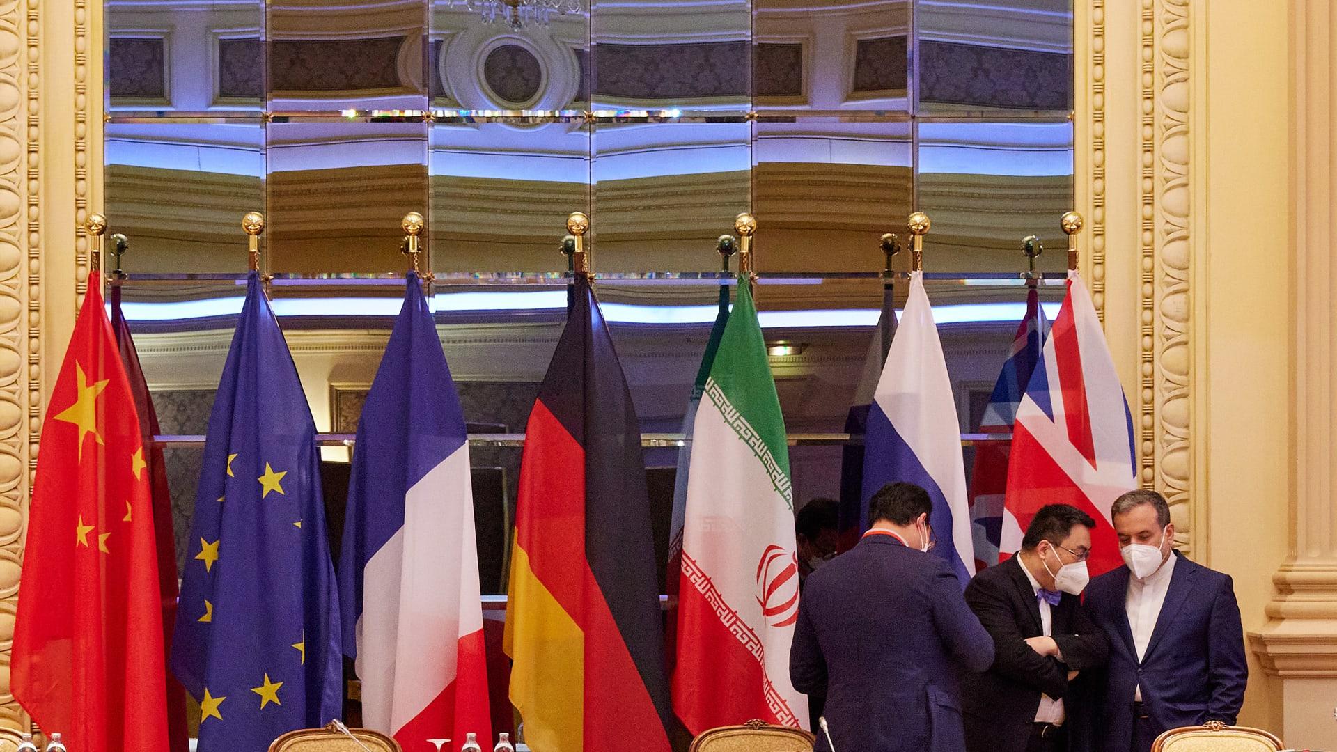 مفاوضات الاتفاق النووي في فيينا