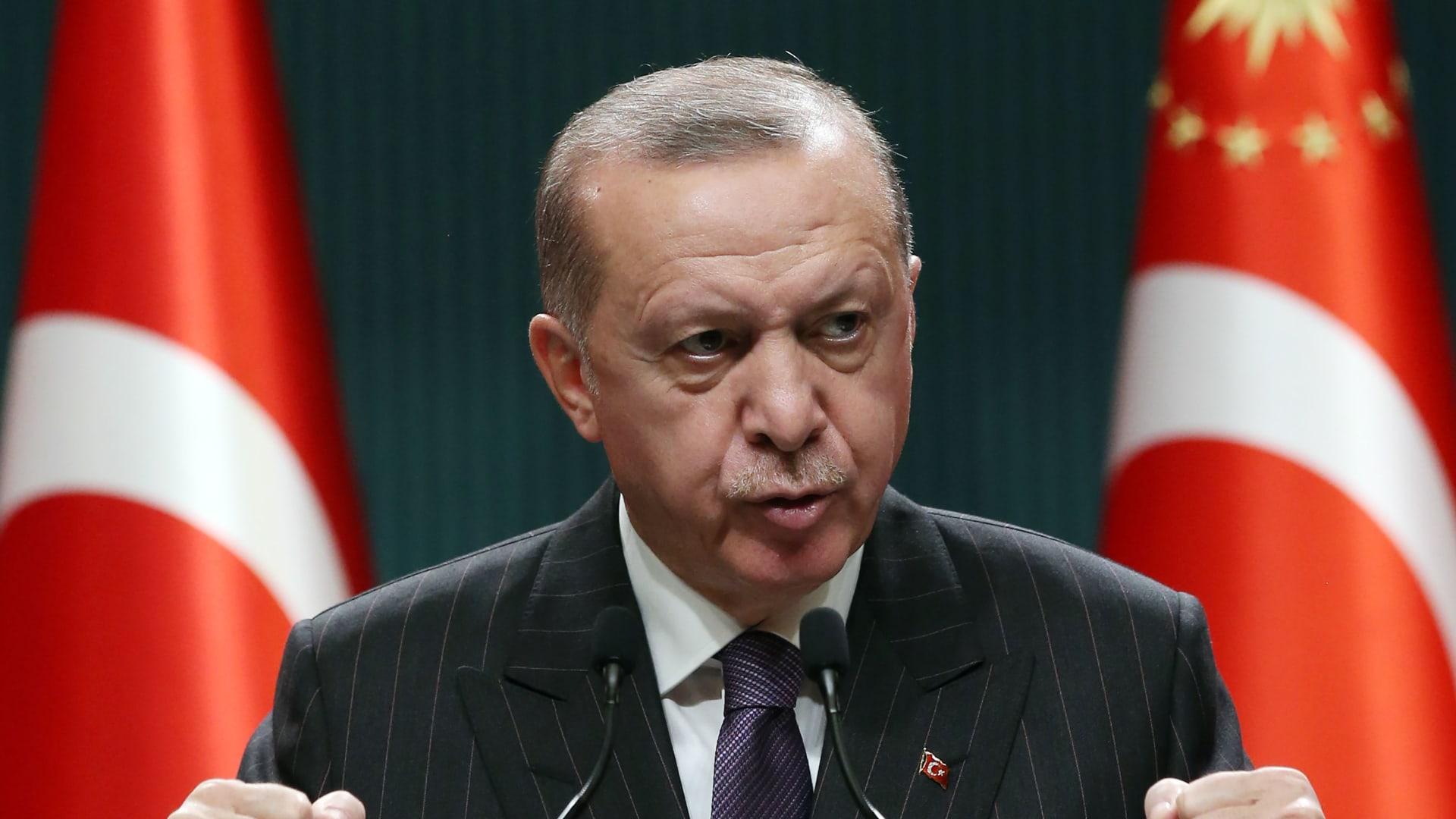 """""""قد نأتي على حين غرة ذات ليلة"""".. أردوغان يلوح بعملية عسكرية تركية في سنجار بالعراق"""