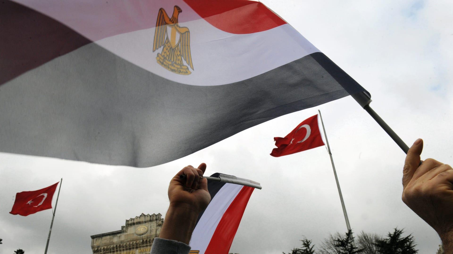 """في إطار """"تطبيع العلاقات"""".. الإعلان رسميا عن موعد زيارة وفد تركي إلى مصر ومن سيكون على رأسه"""