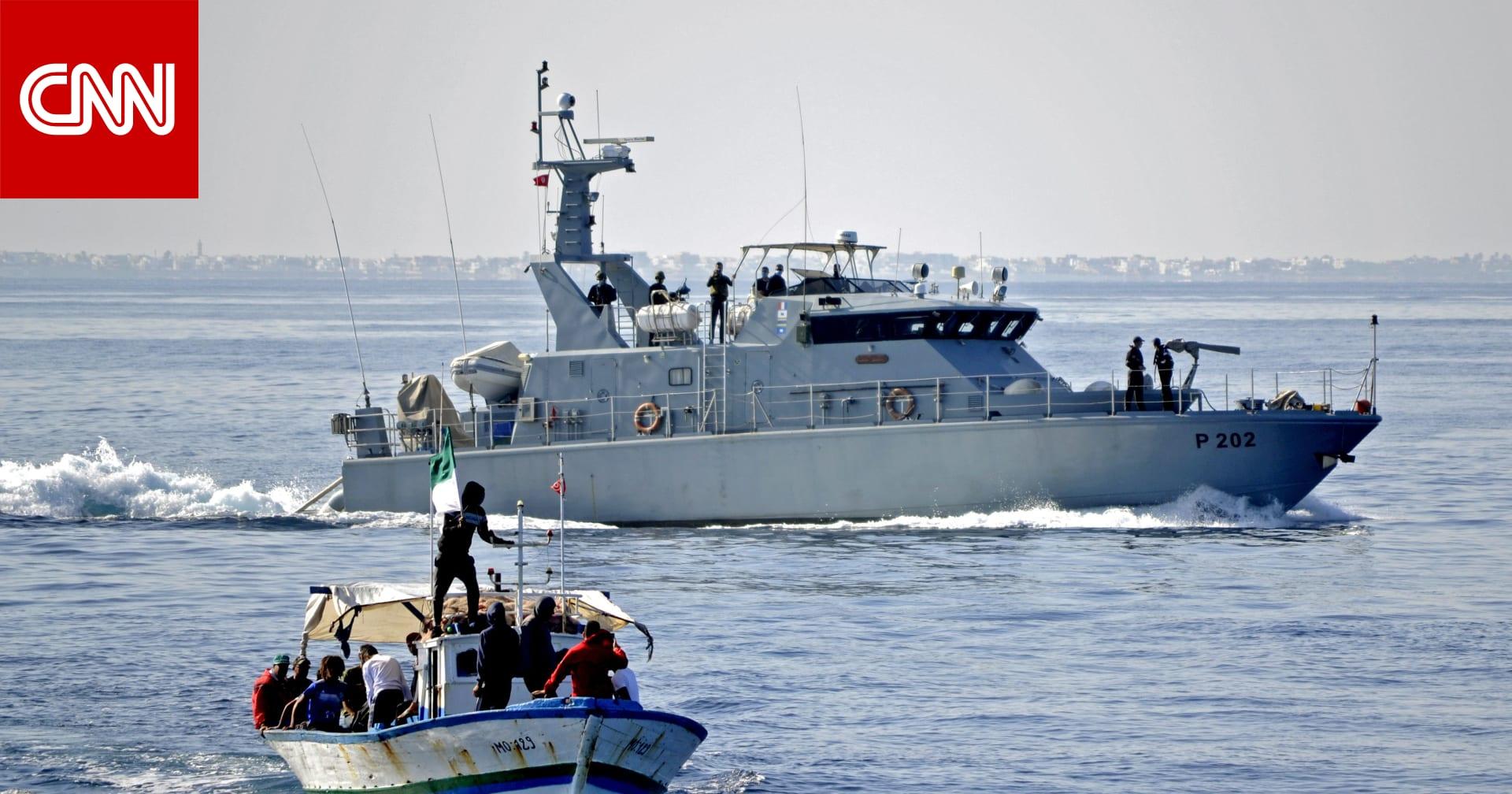 انتشال 41 جثة مهاجرة بعد انقلاب قارب قبالة سواحل تونس