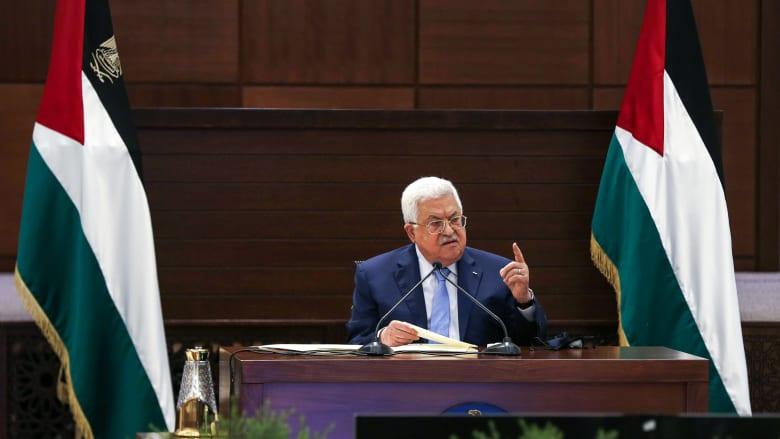 محمود عباس يبحث مع رئيسي الاستخبارات المصرية والأردنية ملف الانتخابات الفلسطينية