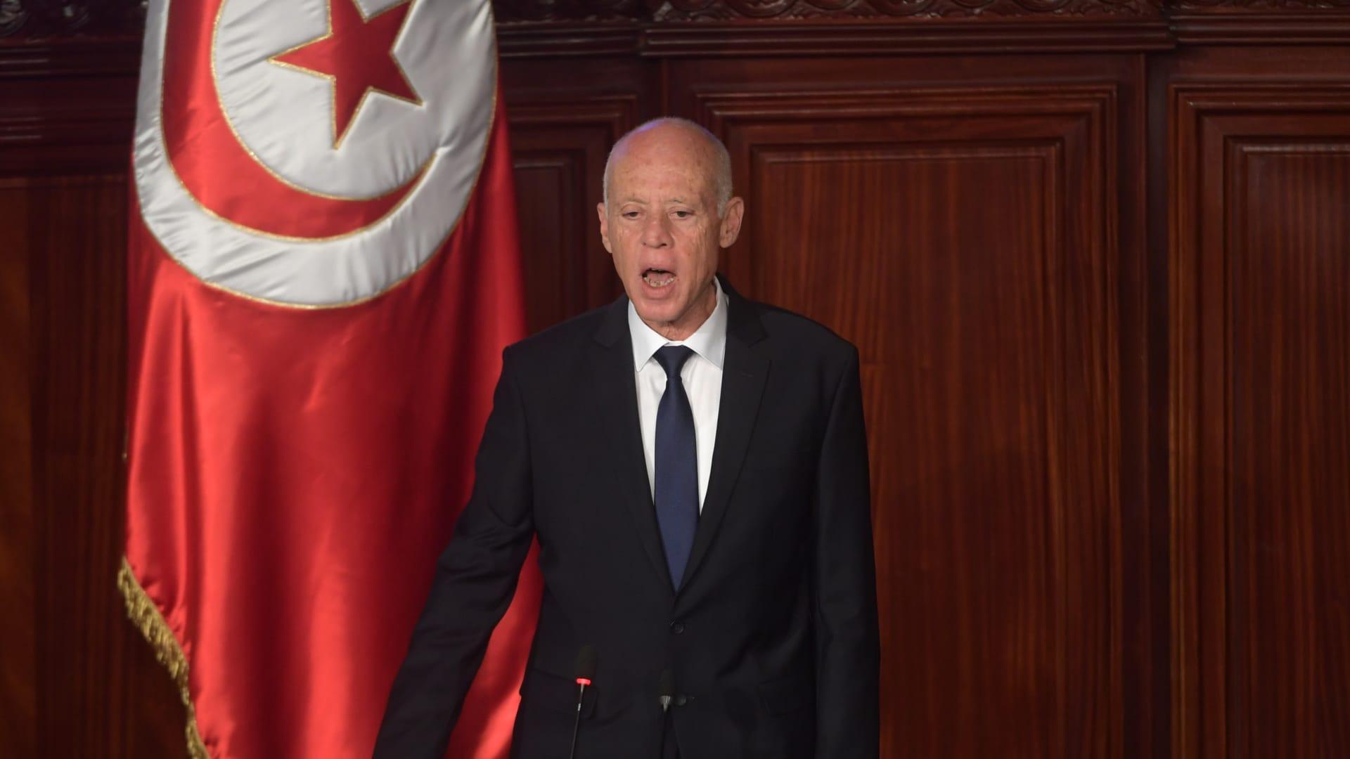 الرئيس التونسي: حرية التعبير مكفولة.. ولن أتحول بهذا السن إلى ديكتاتور