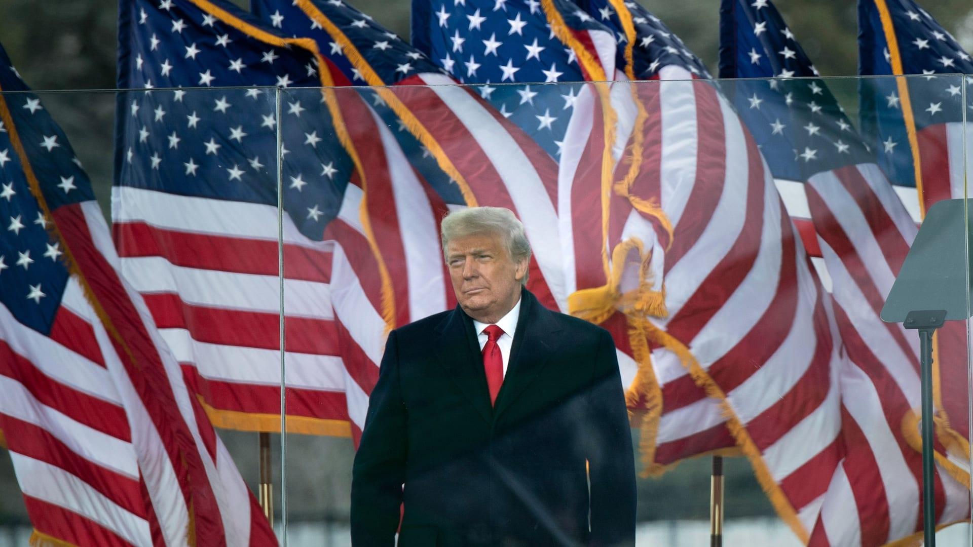 """البيت الأبيض عن بيان إقرار ترامب بـ""""انتقال منظم"""" للسلطة: صدر دون علمنا"""