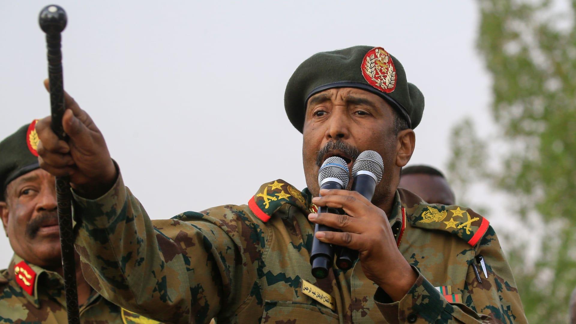 عبدالفتاح البرهان.. من الولادة إلى حكم السودان بقوة السلاح