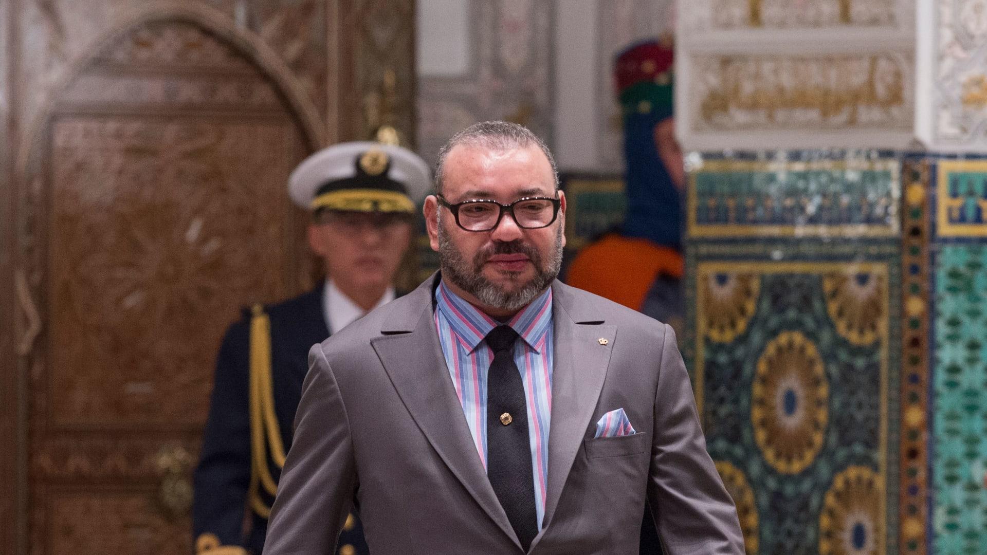ملك المغرب محمد السادس