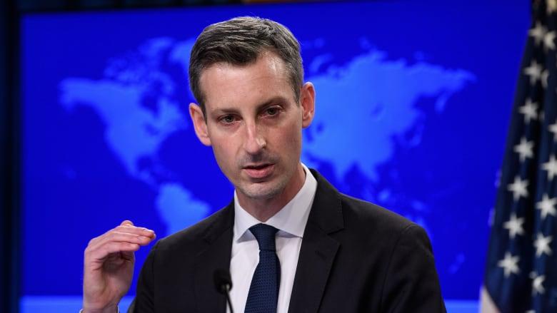 الخارجية الأمريكية: بايدن وجَه بتقييد تبادل المعلومات الاستخباراتية مع السعودية