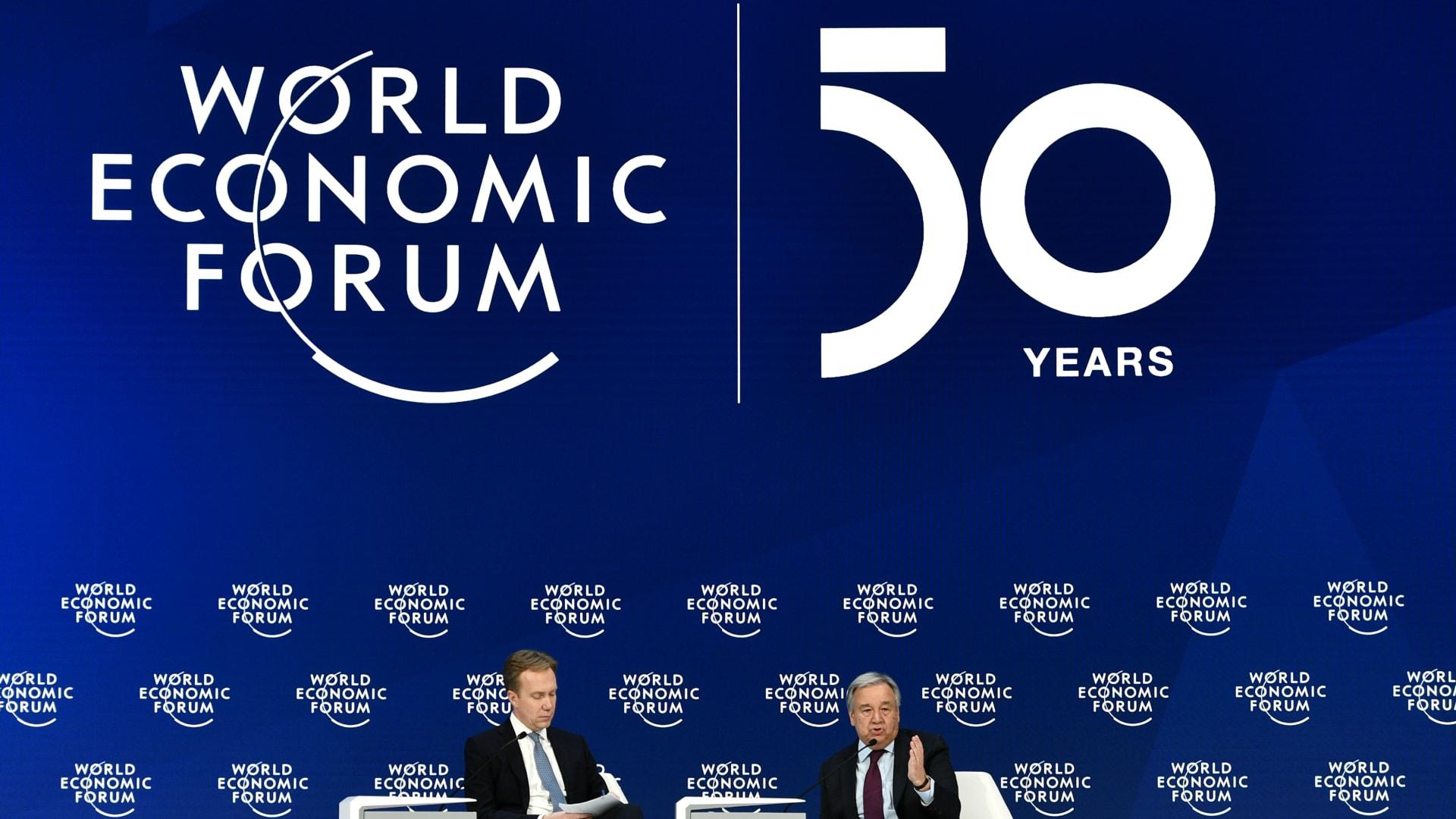 تأجيل انعقاد المنتدى الاقتصادي العالمي في سنغافورة مرة أخرى
