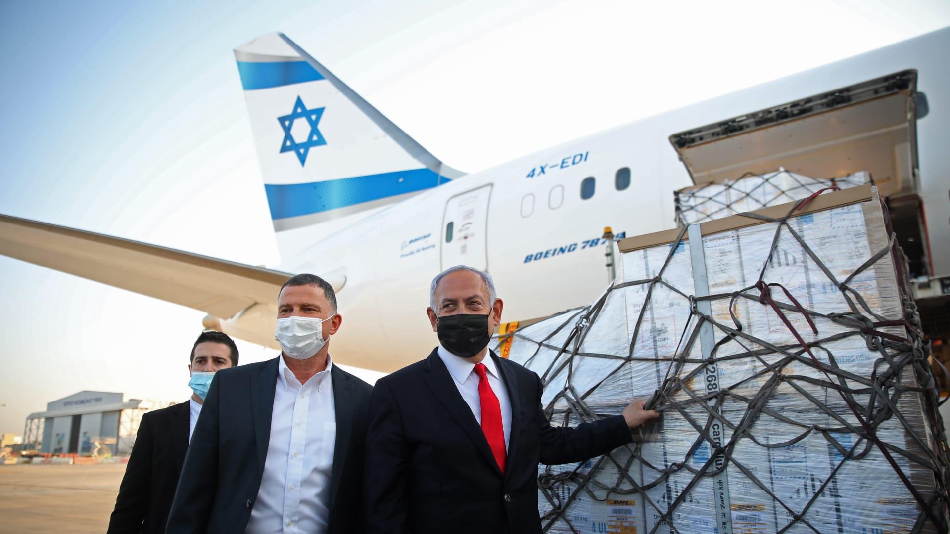 وزير الصحة الإسرائيلي: لسنا ملزمين بإمداد الضفة الغربية وقطاع غزة بلقاحات كورونا