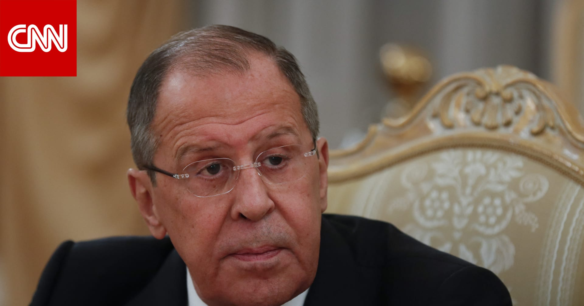 وزير الخارجية الروسي يرجح طرد موسكو 10 دبلوماسيين أمريكيين