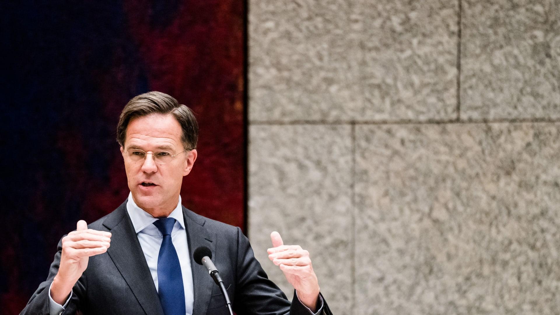 الحكومة الهولندية تستقيل بسبب فضيحة الاحتيال في إعانات رعاية الأطفال