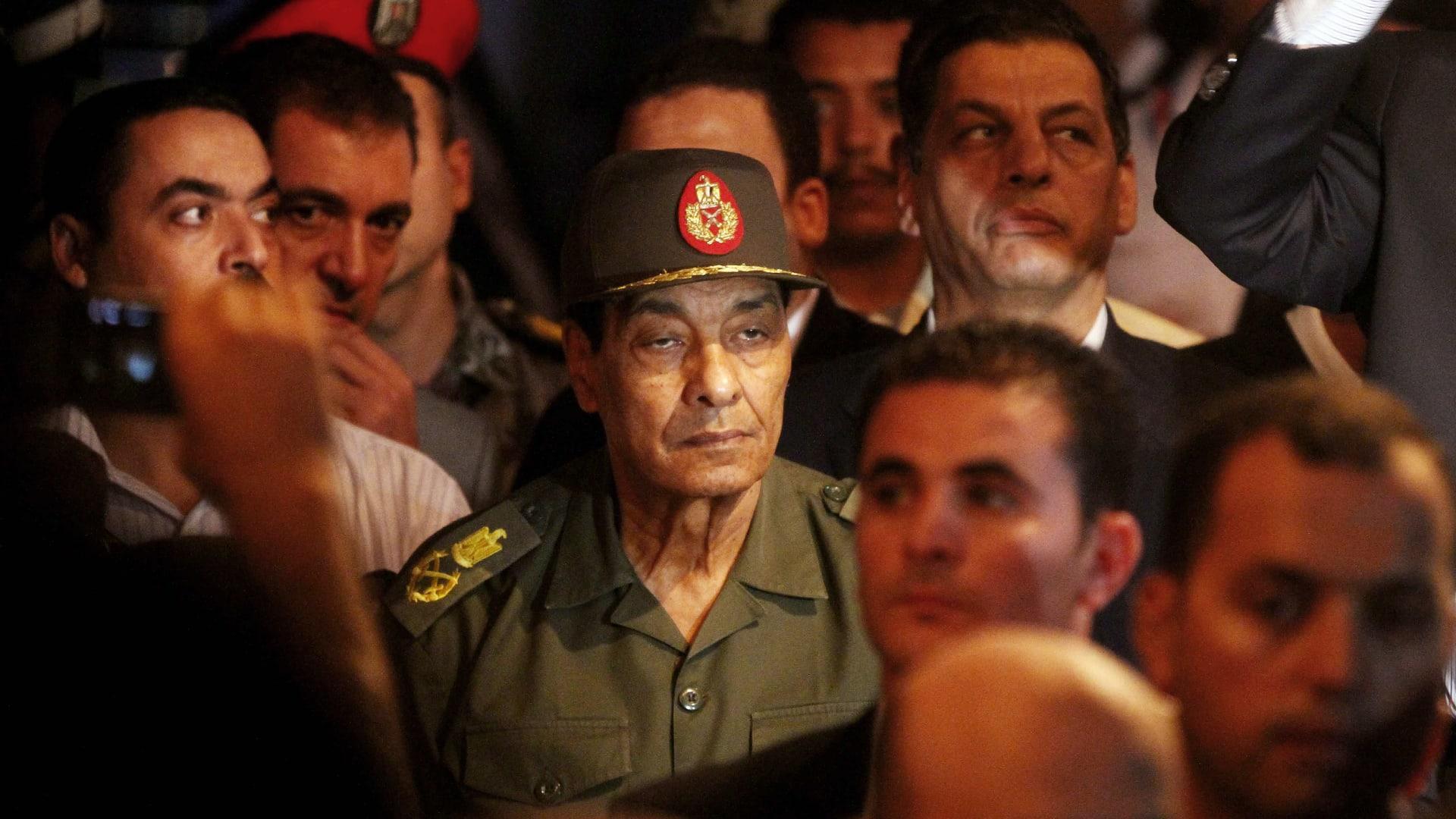 وفاة محمد حسين طنطاوي وزير الدفاع المصري السابق عن 85 عاما