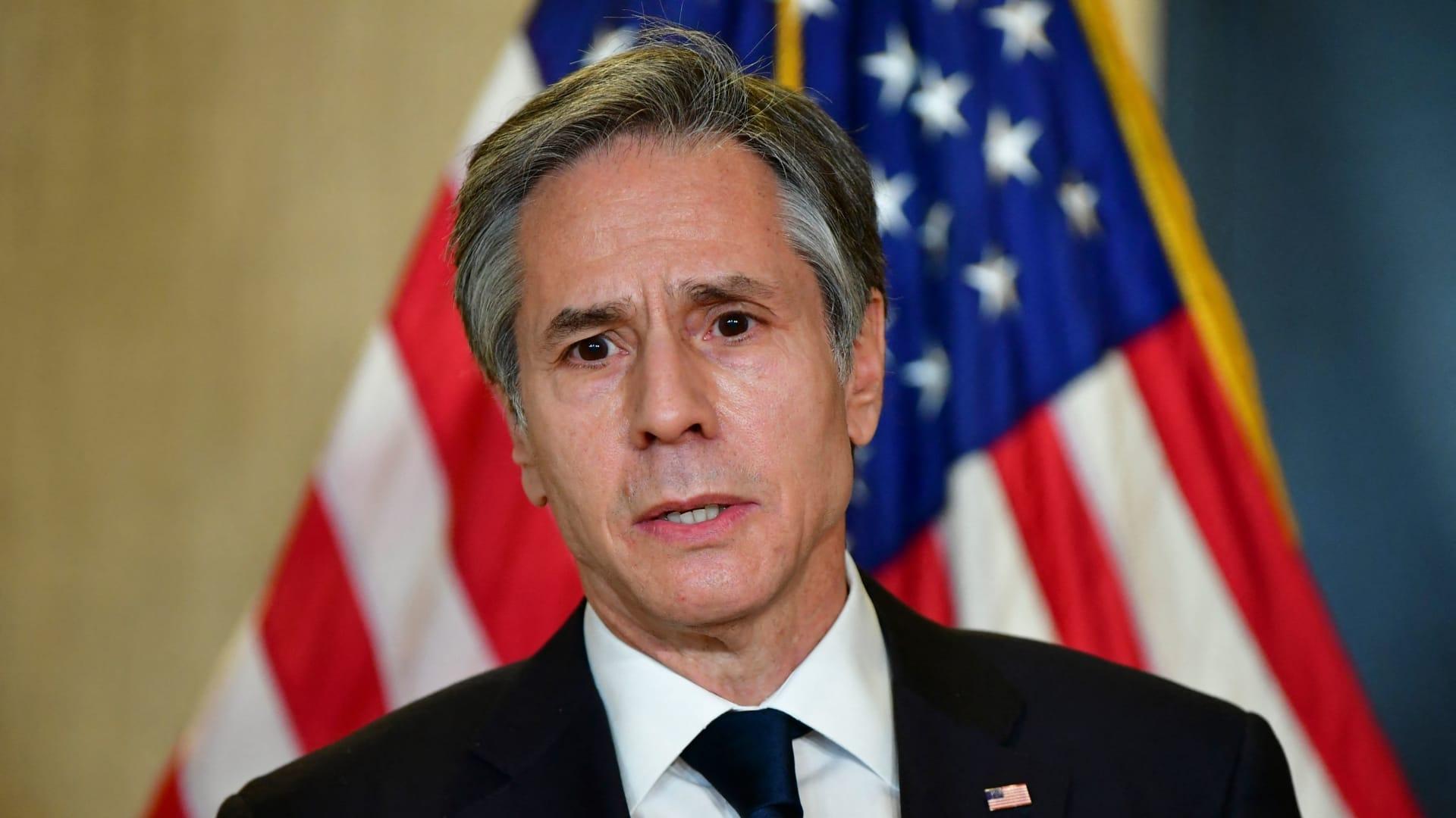 الخارجية الأمريكية تدين الهجوم الحوثي على منشأة نفطية في جازان بالسعودية