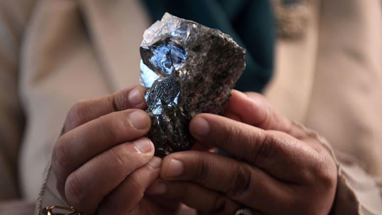بعد العثور على ثالث أكبر ماسة بالعالم.. اكتشاف أخرى أكبر منها في بوتسوانا